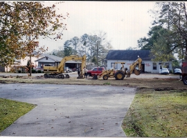 Before New Building